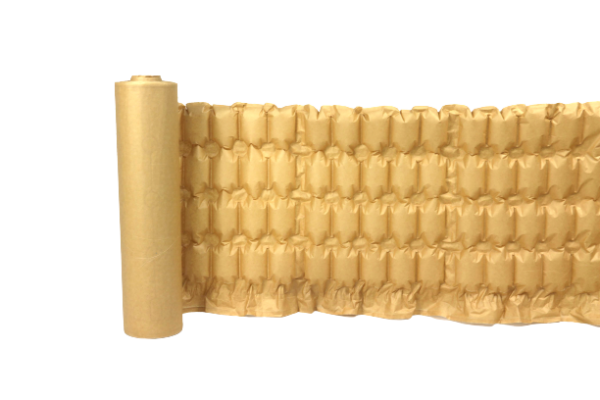 Papier Luftpolstermatten Polstermatten Quilt SebaPack kompostierbar