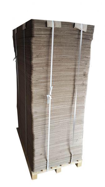 Paletten Zwischenlagen 780x1180 mm, BC-Welle